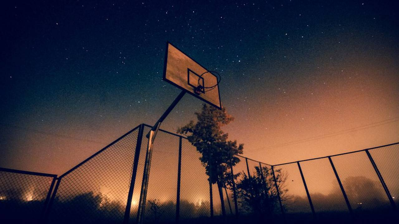 Basketball Wallpaper 139 Dark Sky Awesome Photos