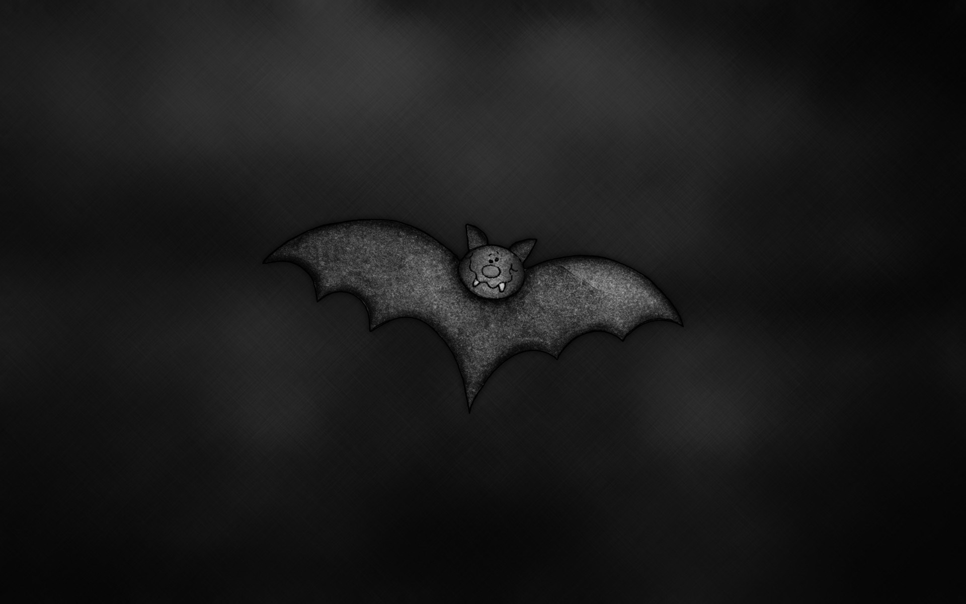 Bat Art Funny