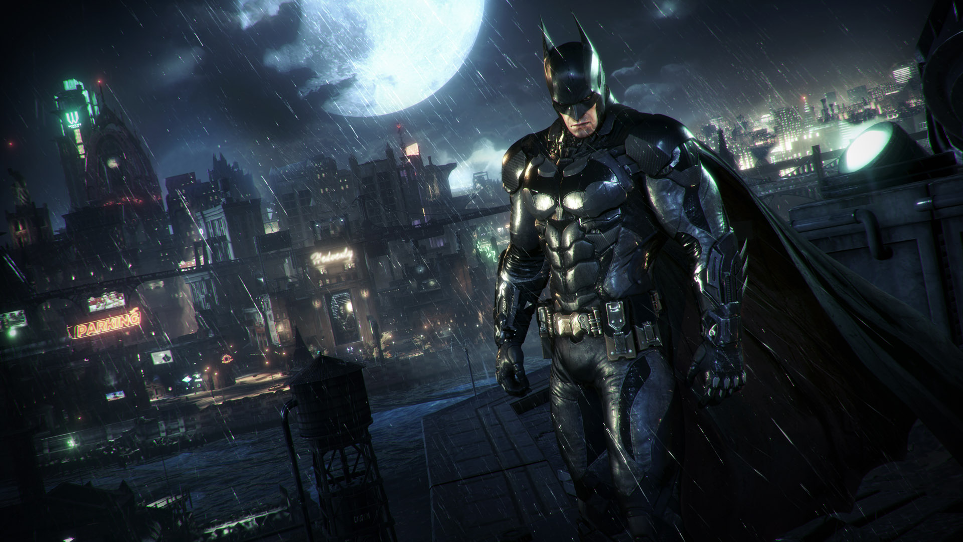 "While Rocksteady Studios has not locked down a final resolution or frame rate for 2015's Batman: Arkham Knight--the ""ultimate Batman simulator""--the ..."