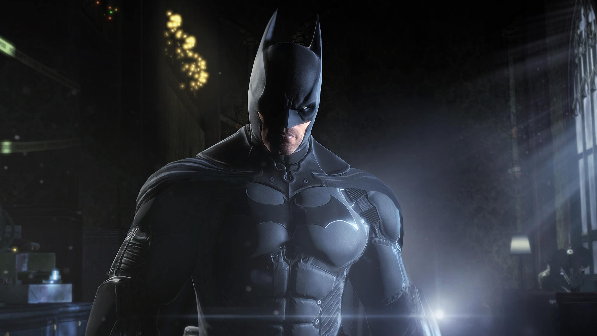 Batman: Arkham Origins Screens & Artworks