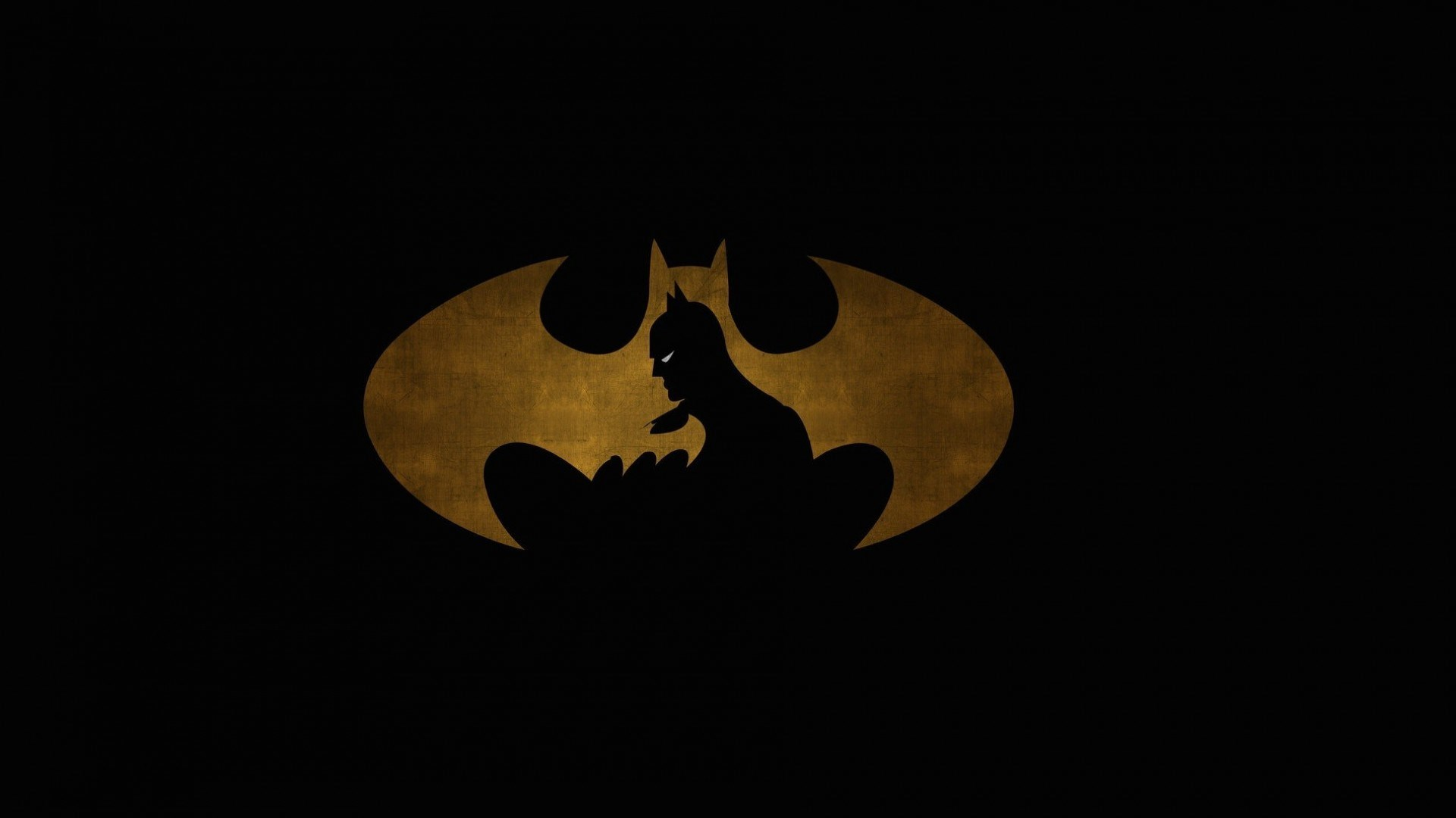 Batman Logo Artwork