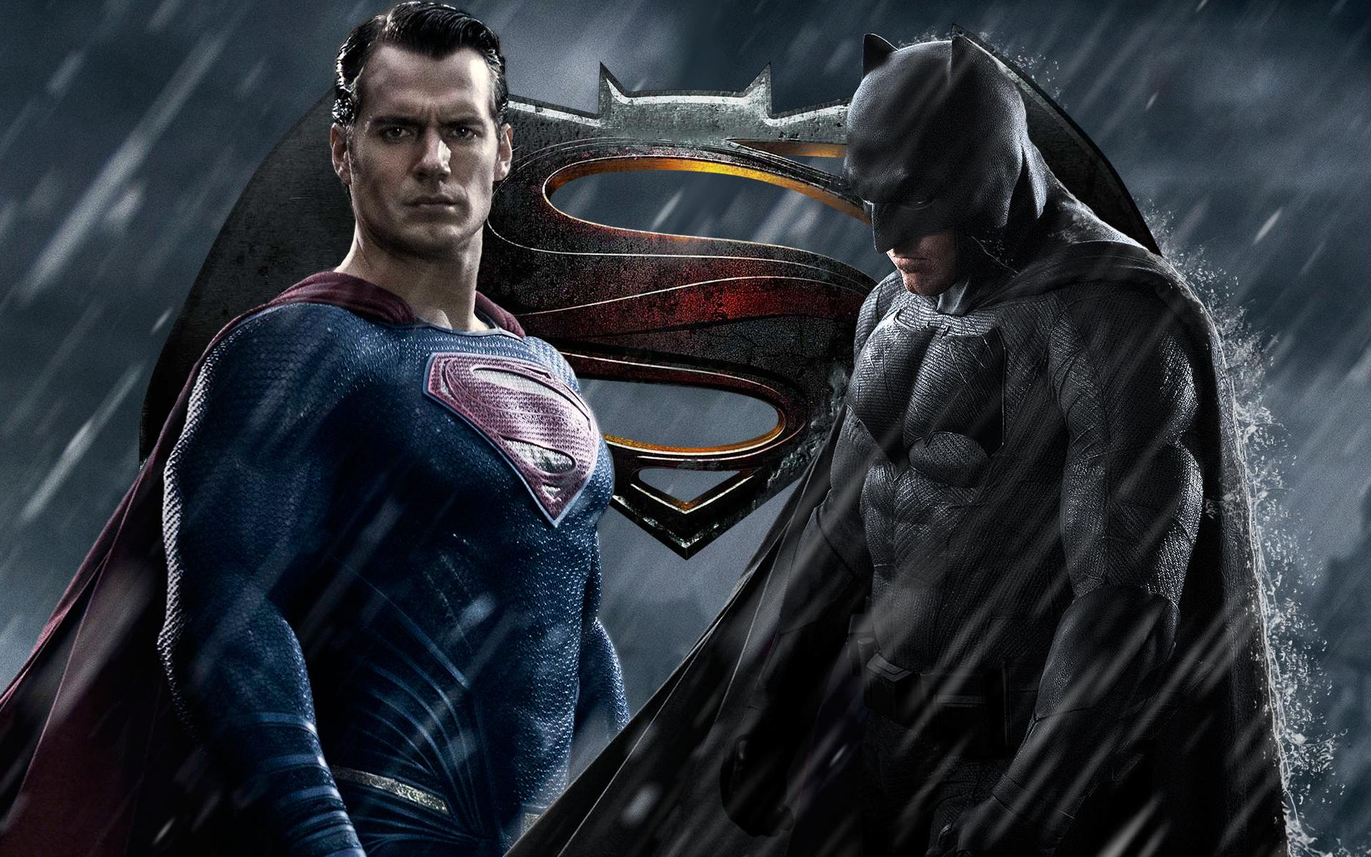 Batman vs Superman: Dawn Of Justice Trailer