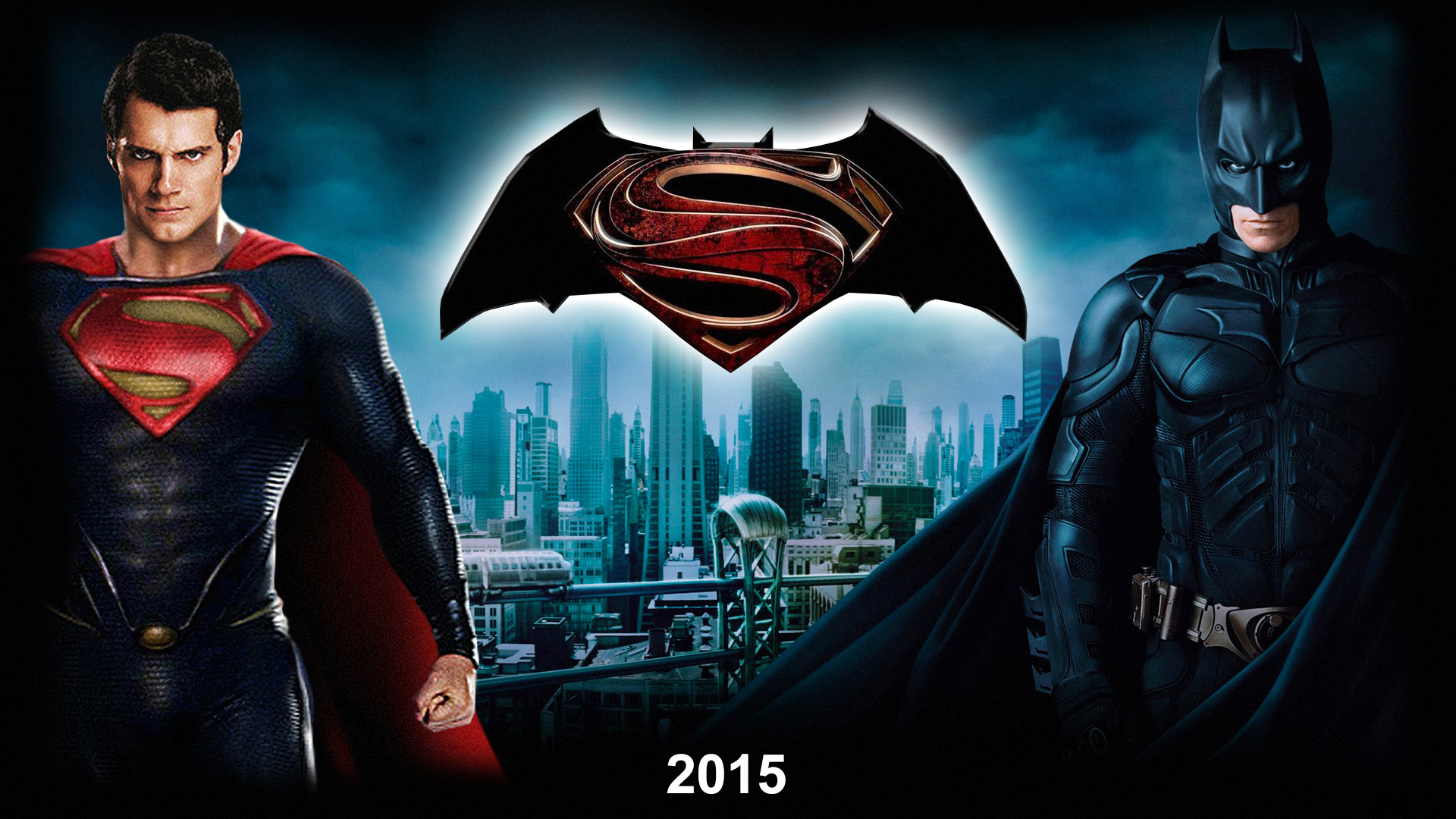 Batman vs Superman 2015 Movie