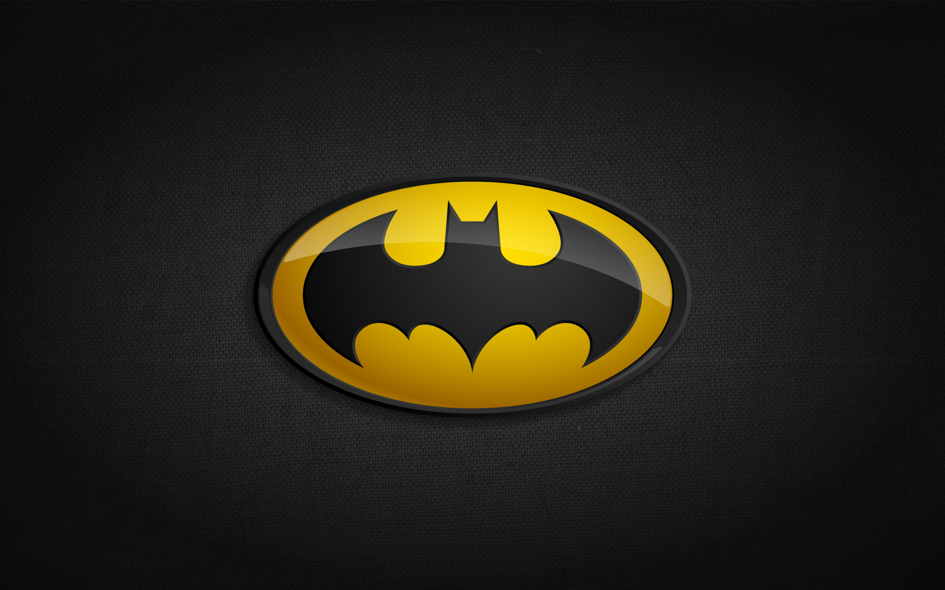 Batman Logo 3D 1920x1200