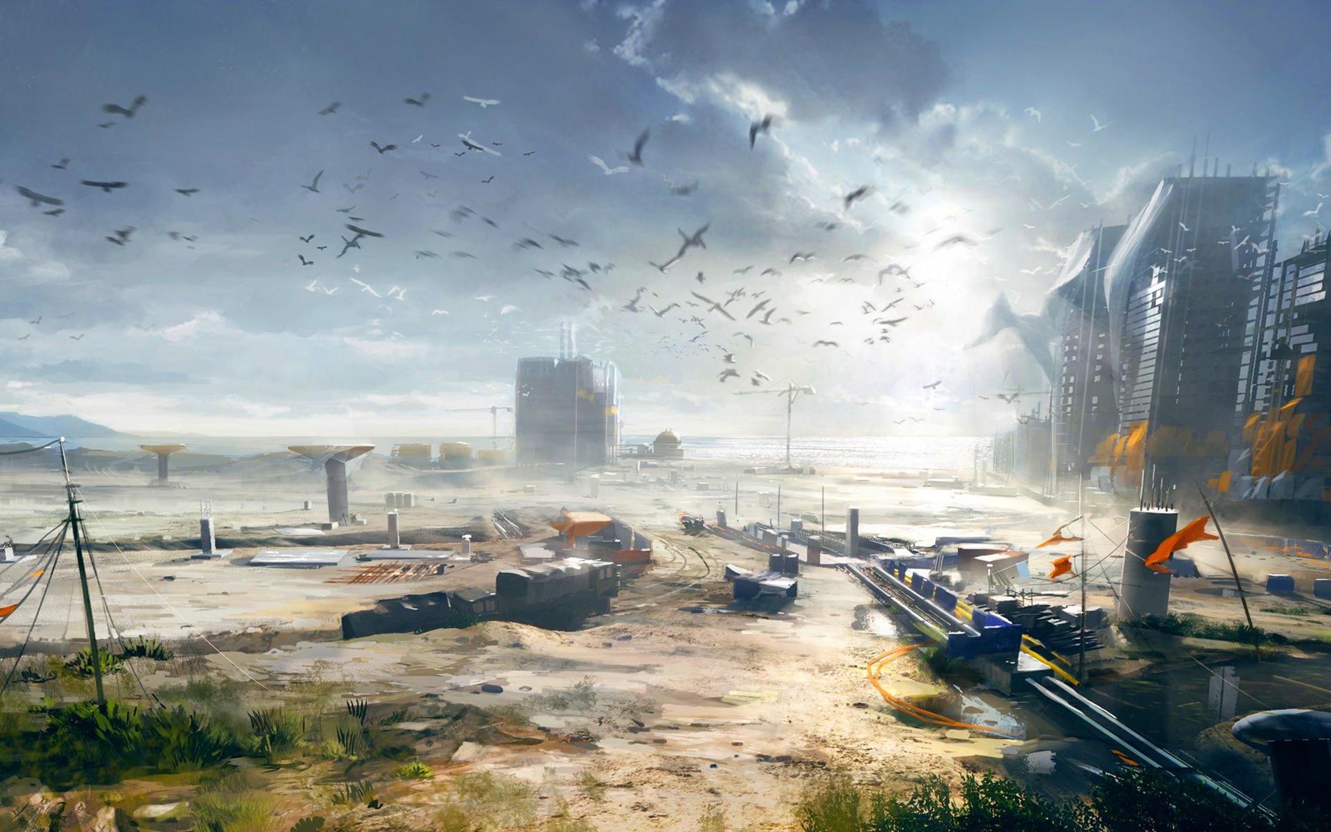Battlefield 4 map art