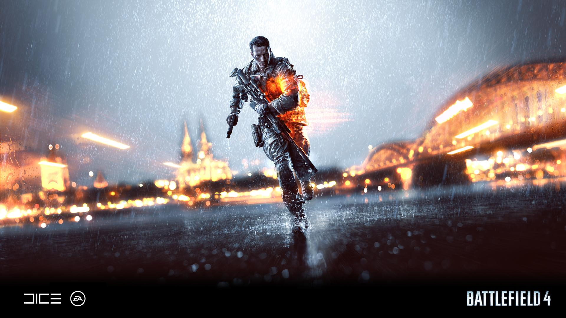 Battlefield 4 Gamescom Wallpaper [1920x1080] ...