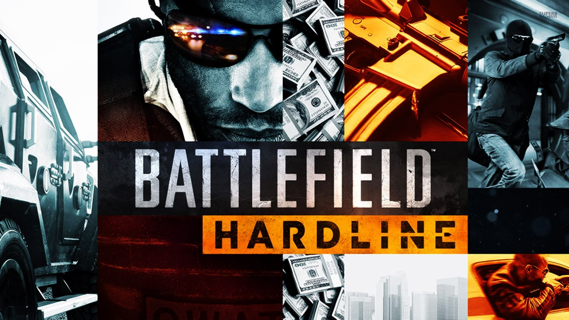 Battlefield: Hardline Live Gameplay HD 1080p