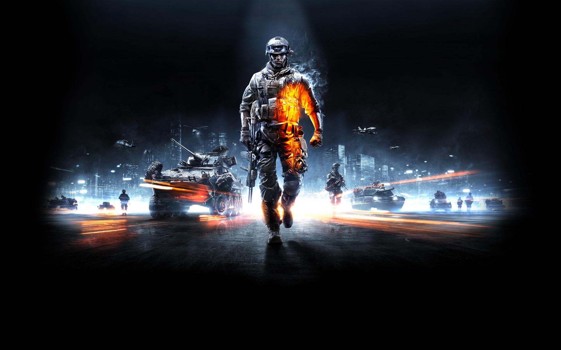 11 (16 Amazing Battlefield 3 Theme HD Wallpapers)