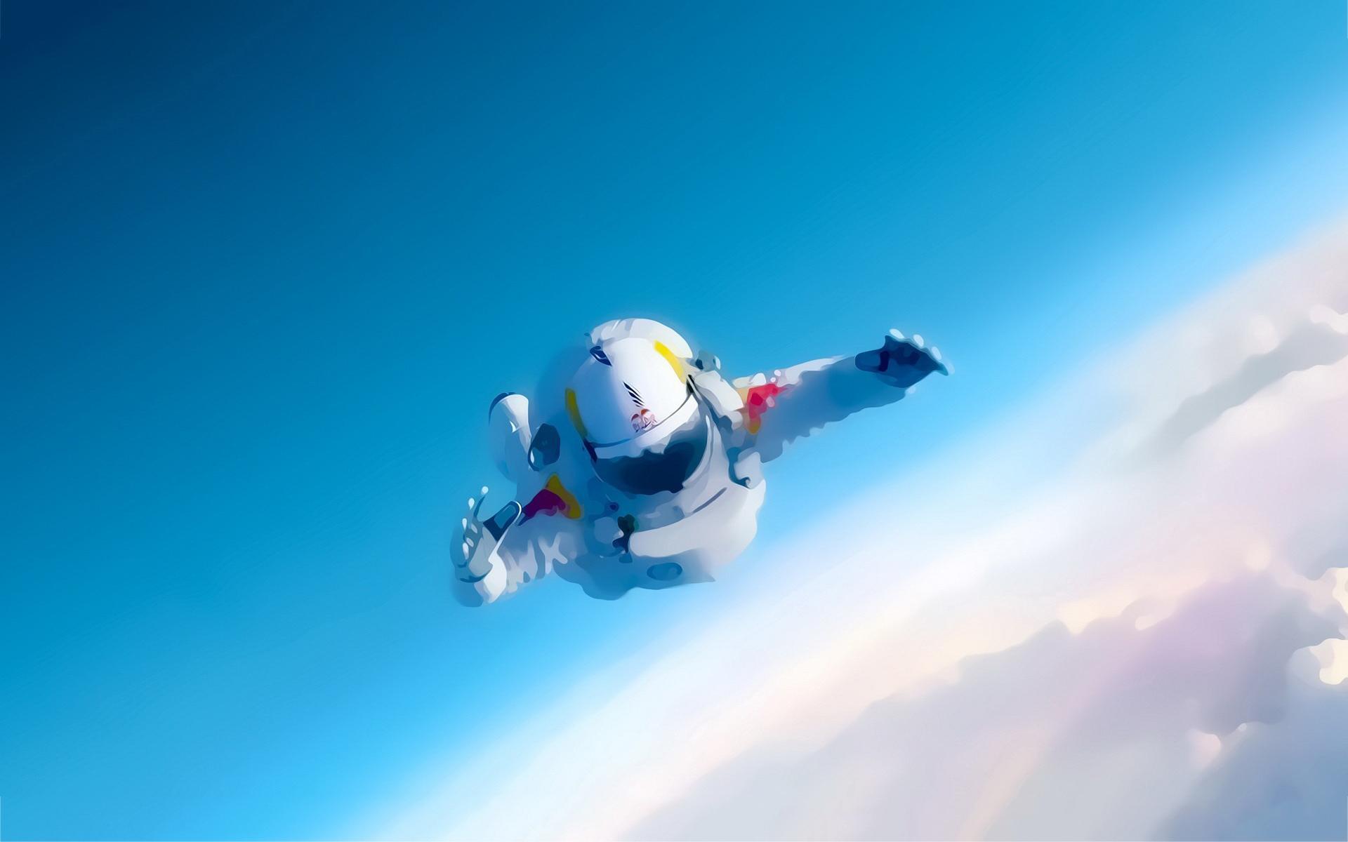 Baumgartner stratosphere