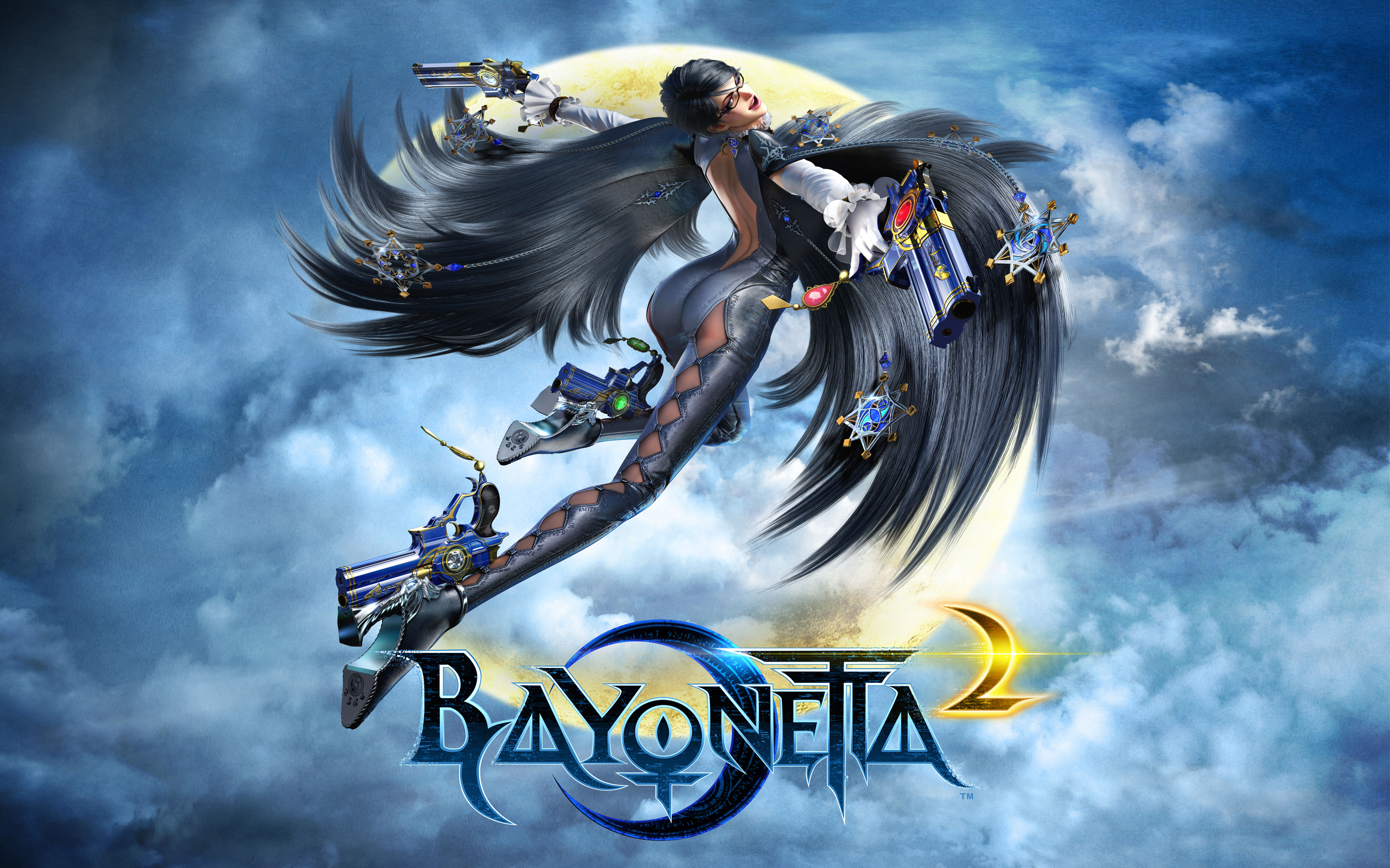 Bayonetta 2 game