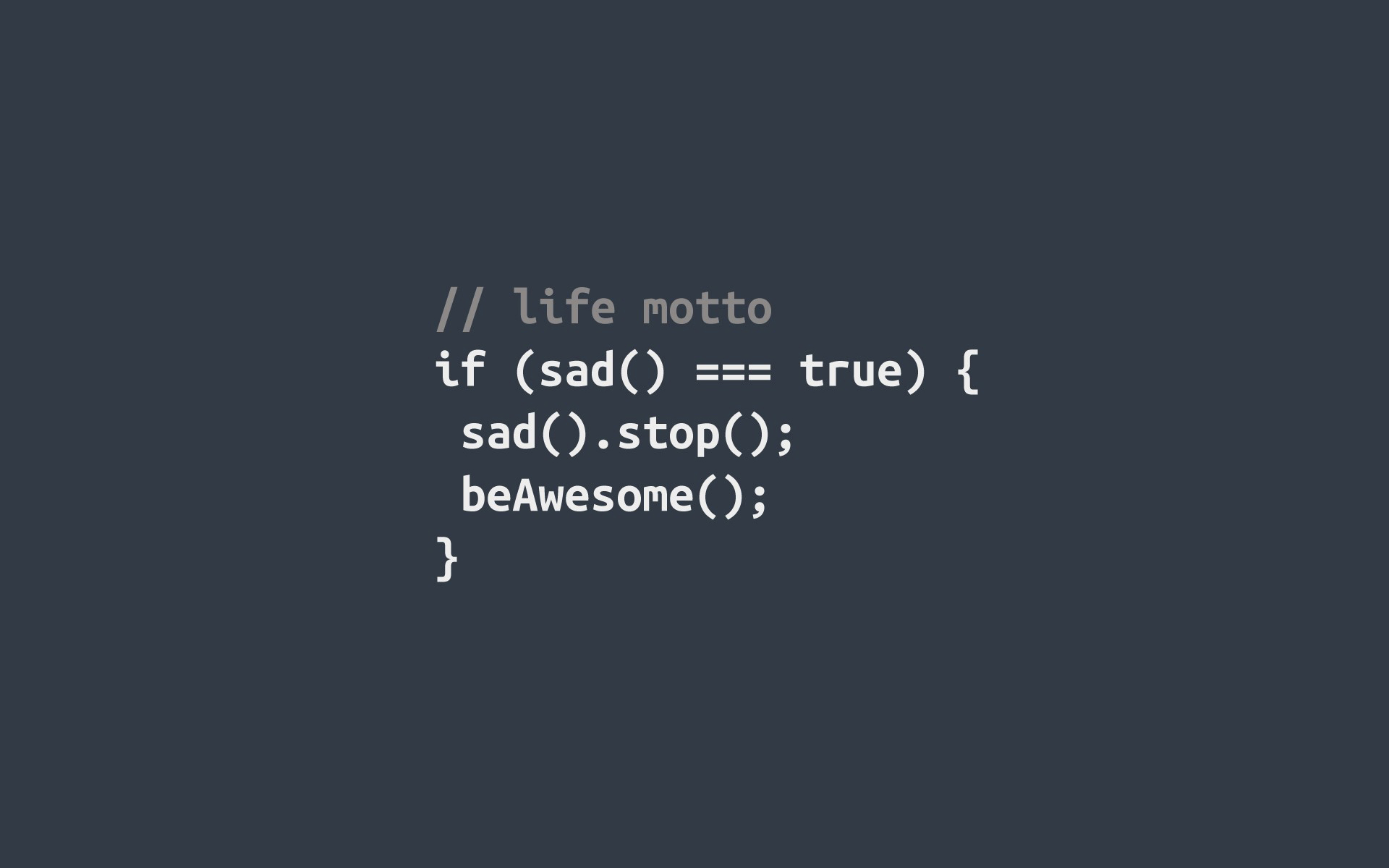Be awesome php script