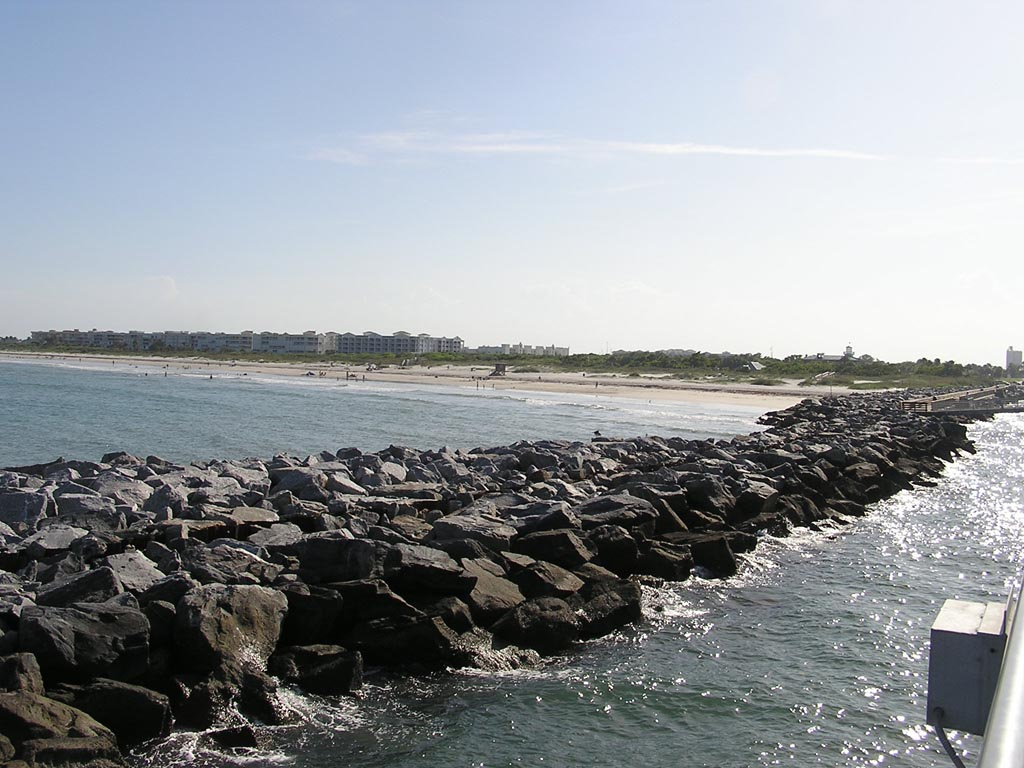 Beach Jetty