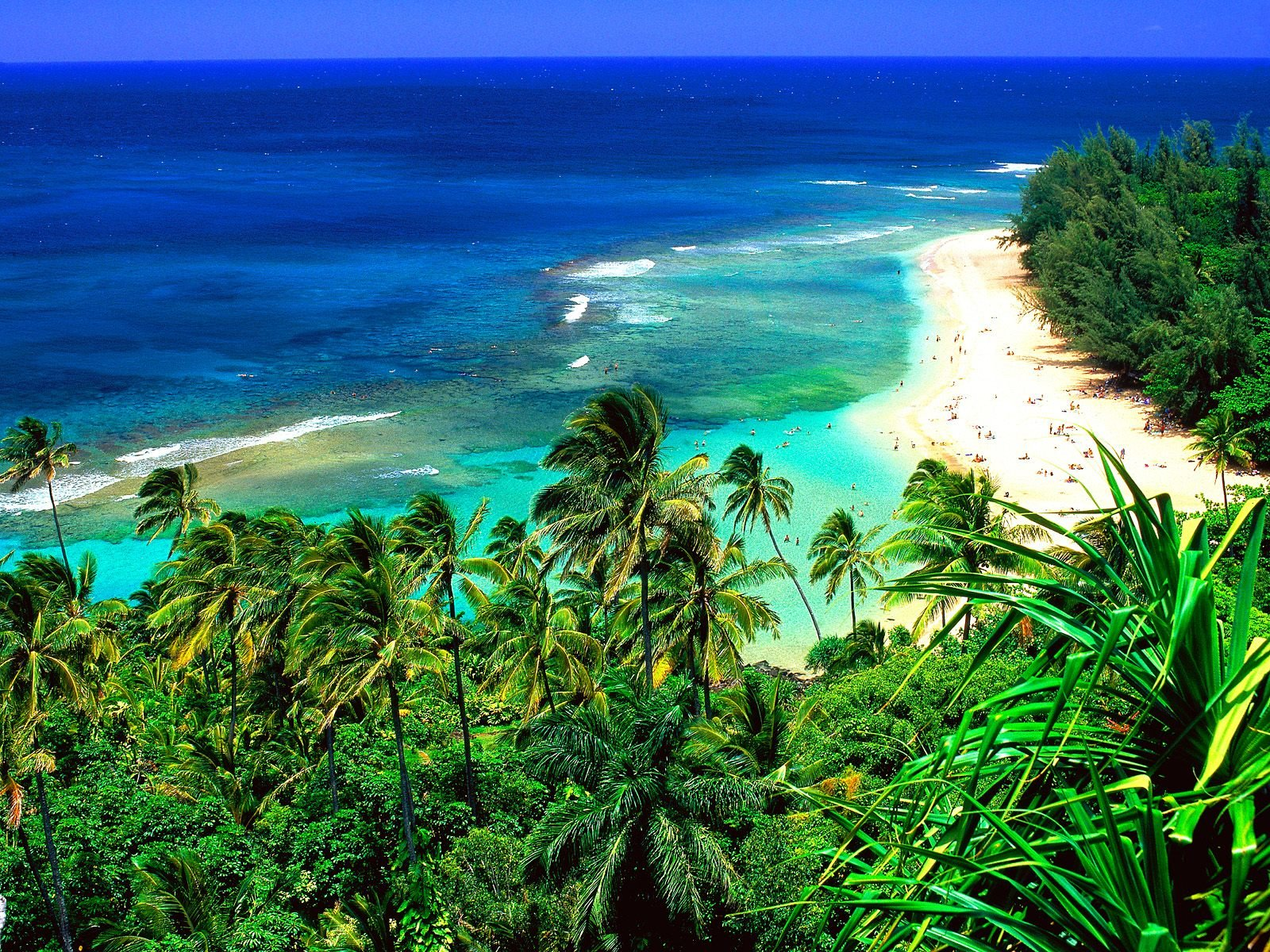 Hawaii Kee Beach - Kauai