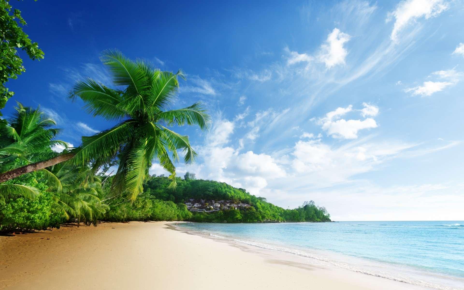 Beach Scenery HD Wallpapers