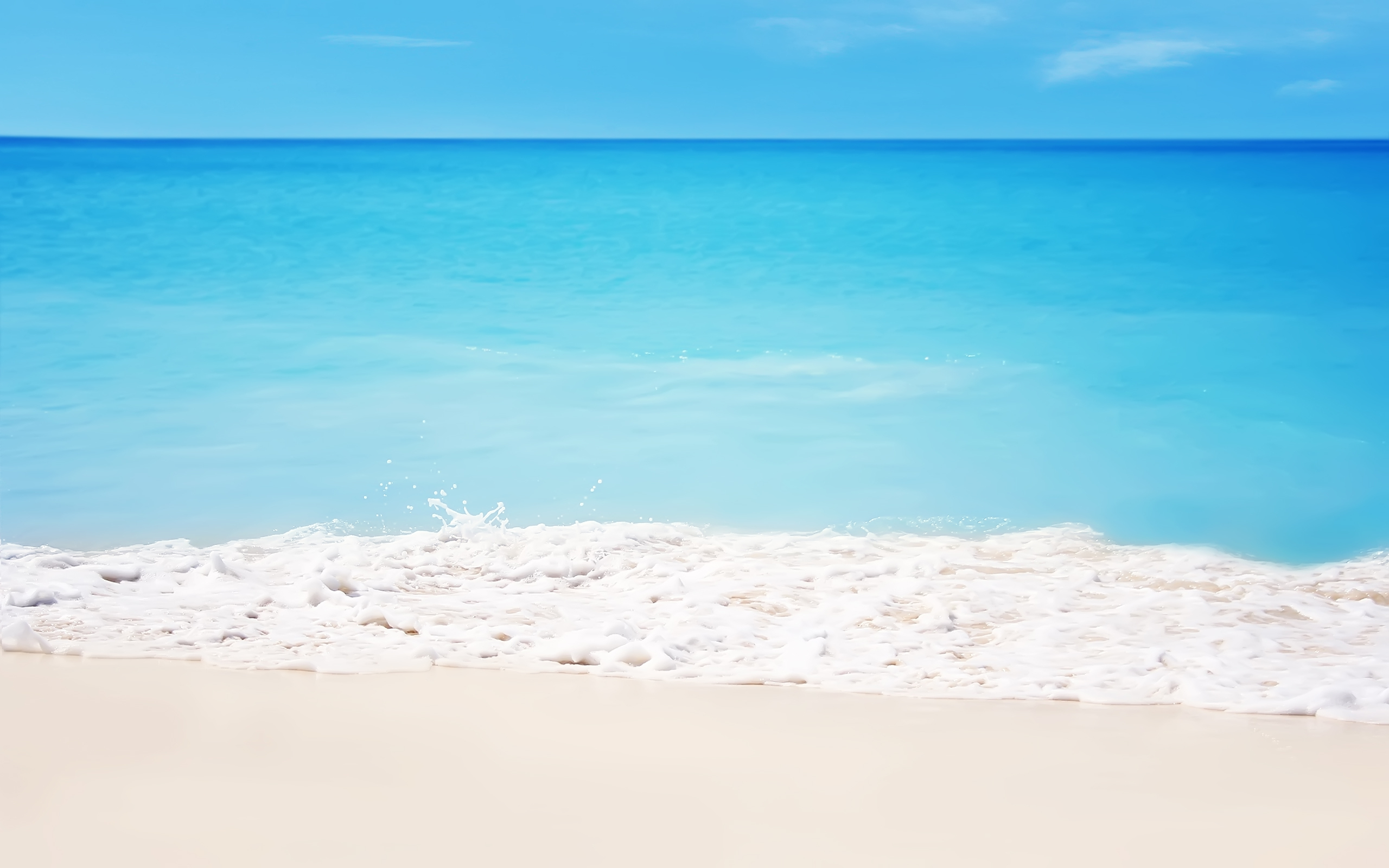 Beach Shore Wallpaper