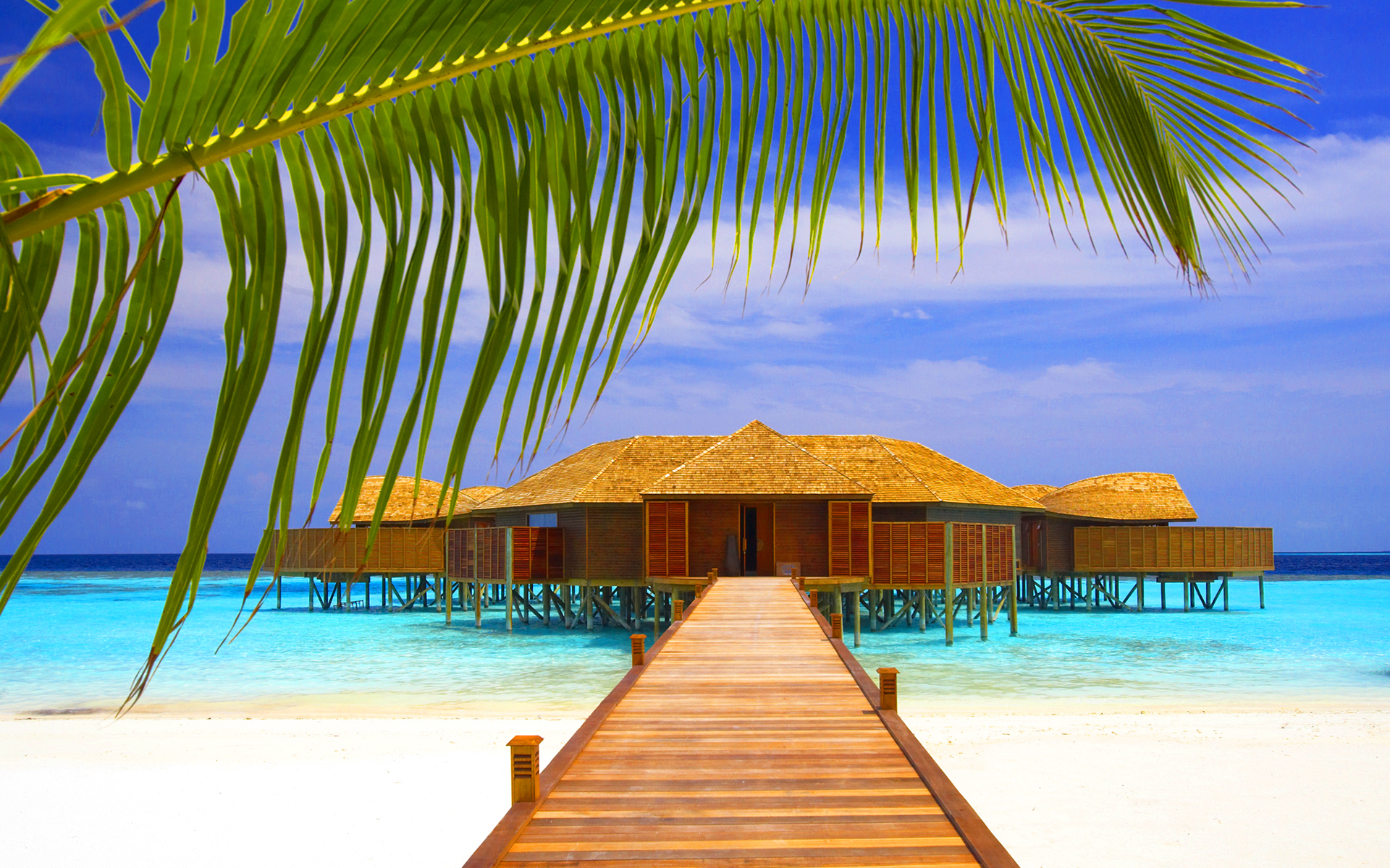 Beach spa Wallpapers Pictures Photos Images. «