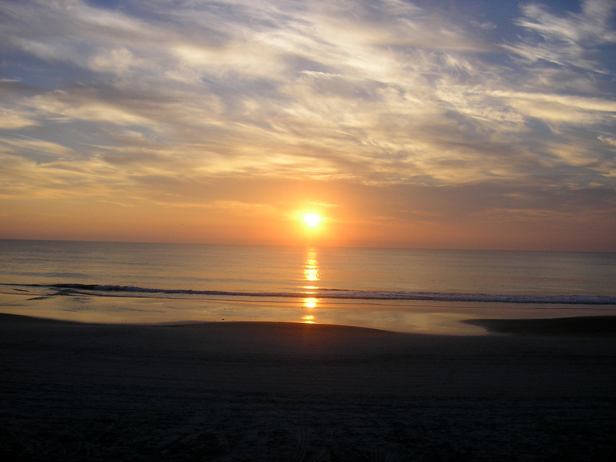 Beach Sunrise Pictures