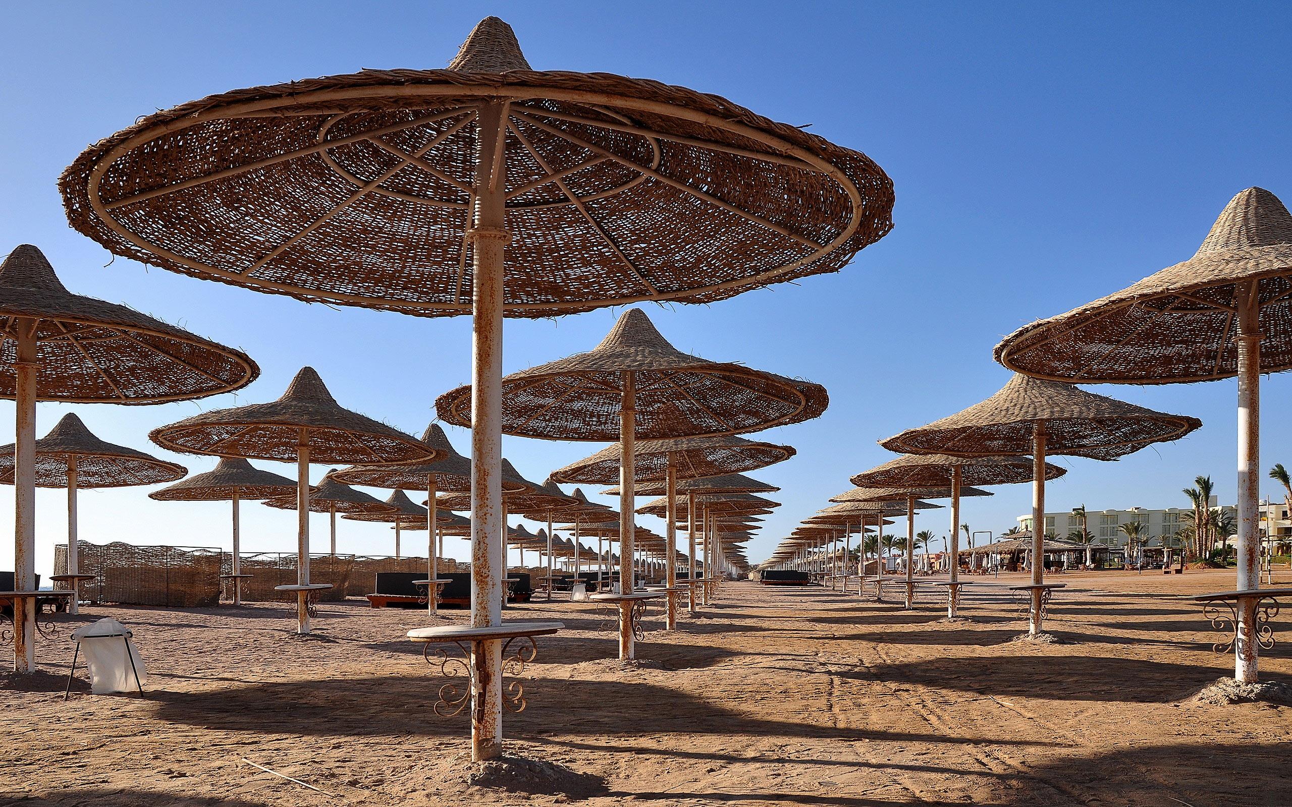 Beach Sunshades