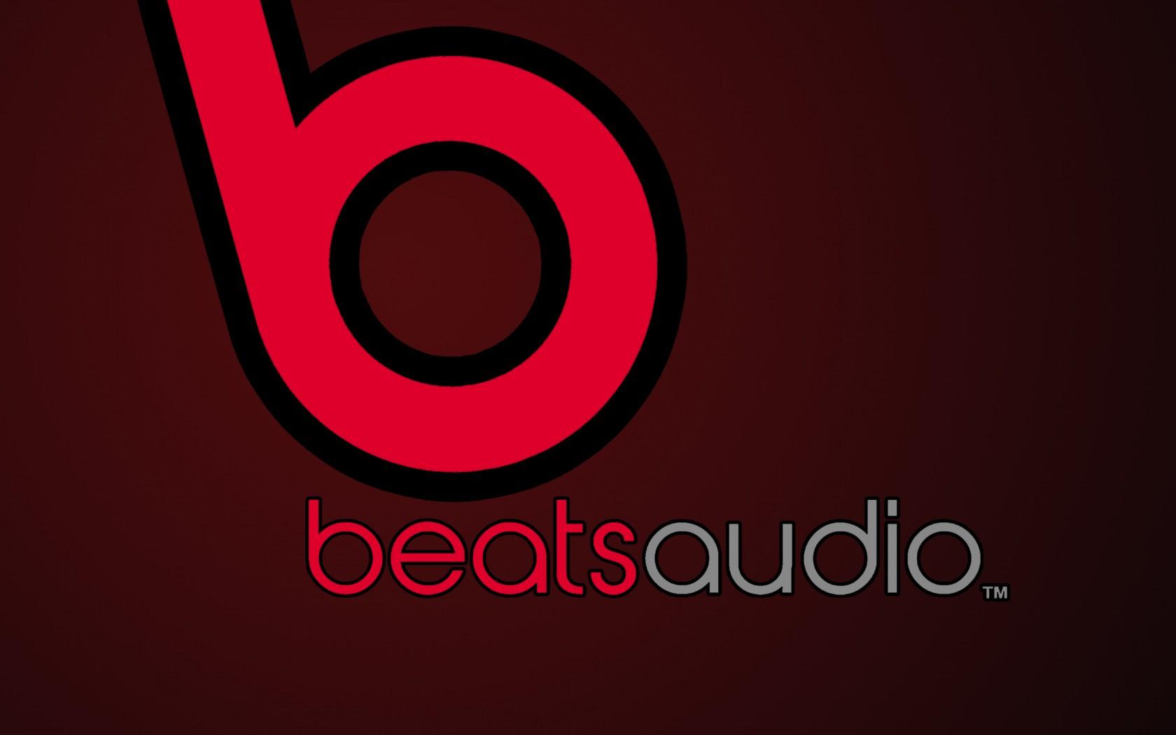 Beats Audio Logo | 1680 x 1050 ...