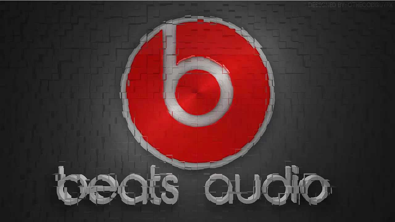 3D Beats Audio Wallpaper Speed Art