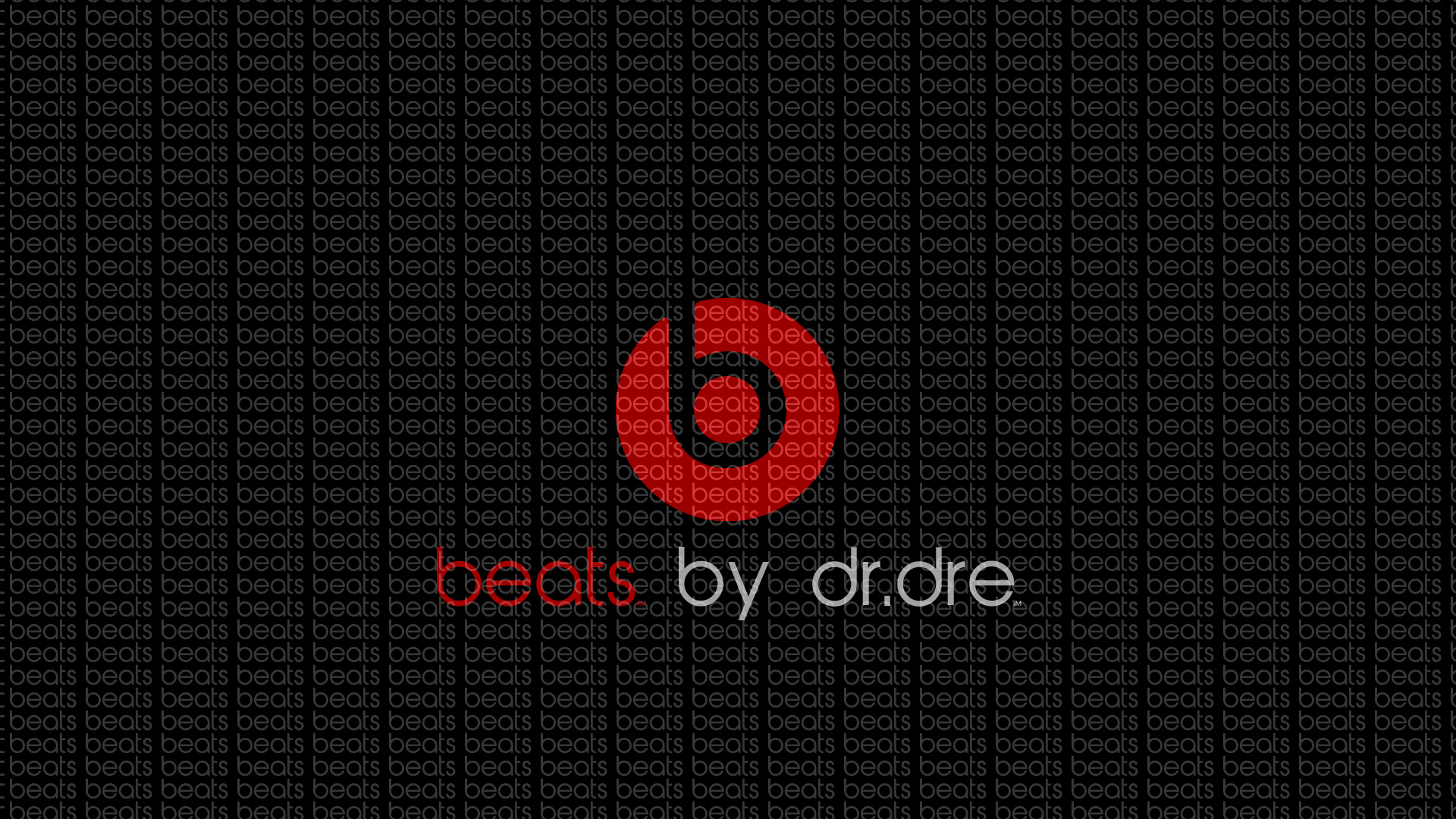 Beats by Dre Logo Wallpaper