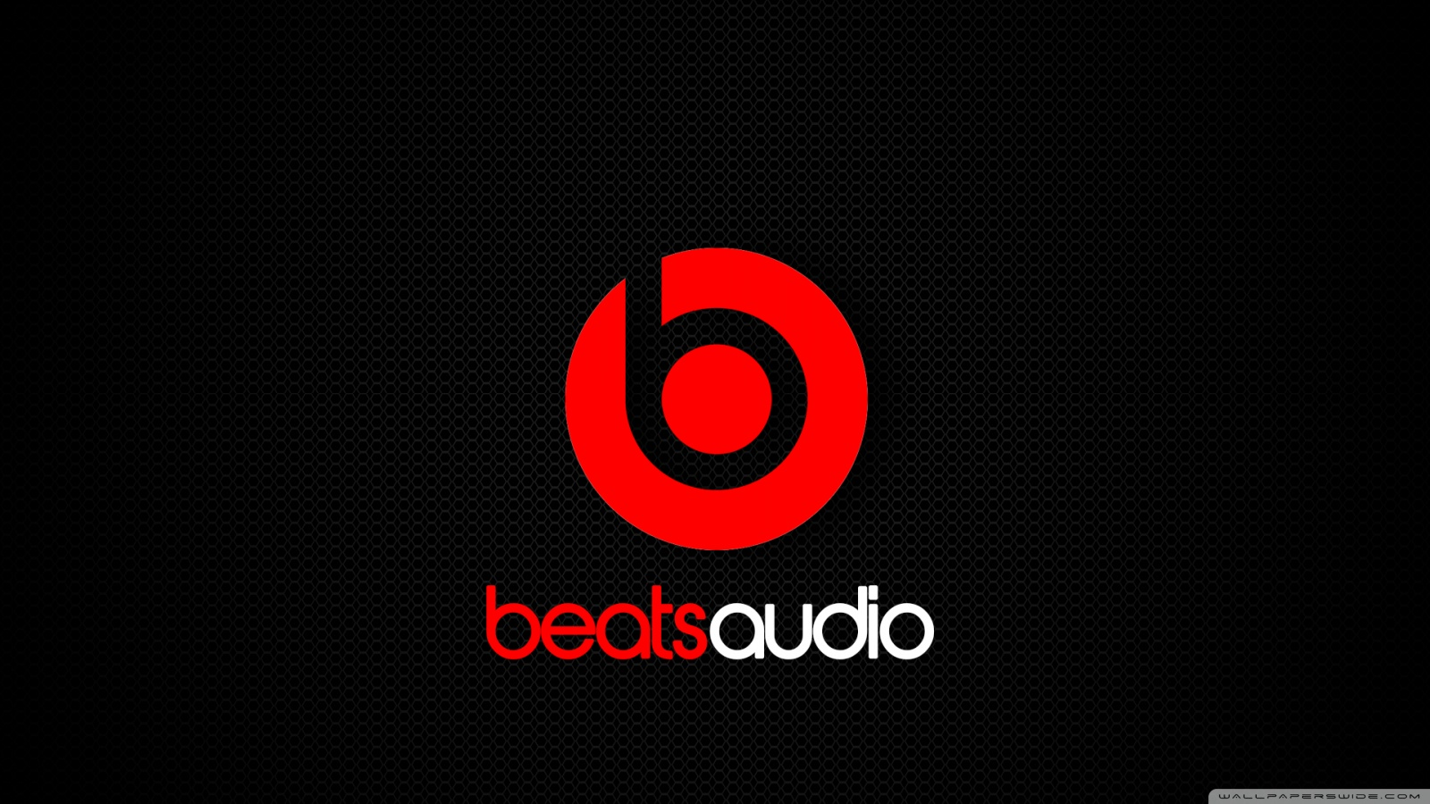Beats Logo Wallpaper