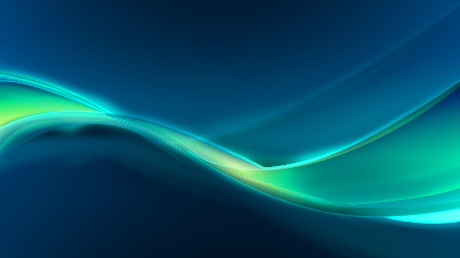 Beautiful Abstract Waves Wallpaper