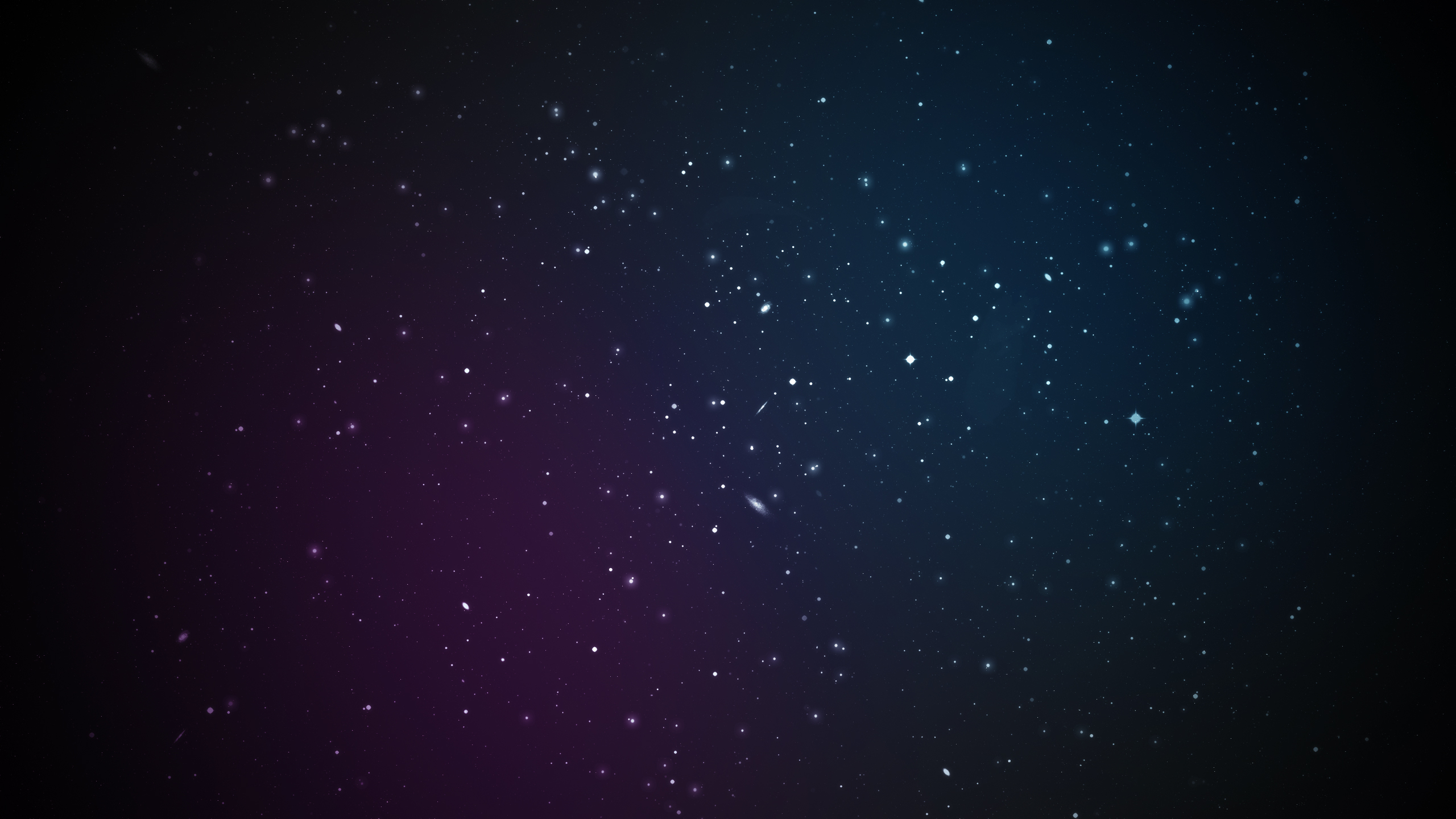 Beautiful Apple Galaxy Wallpaper