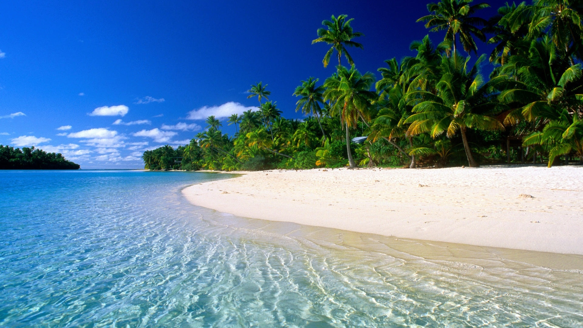 Beautiful Beach Wallpapers Hd for Desktop 1920x1080px