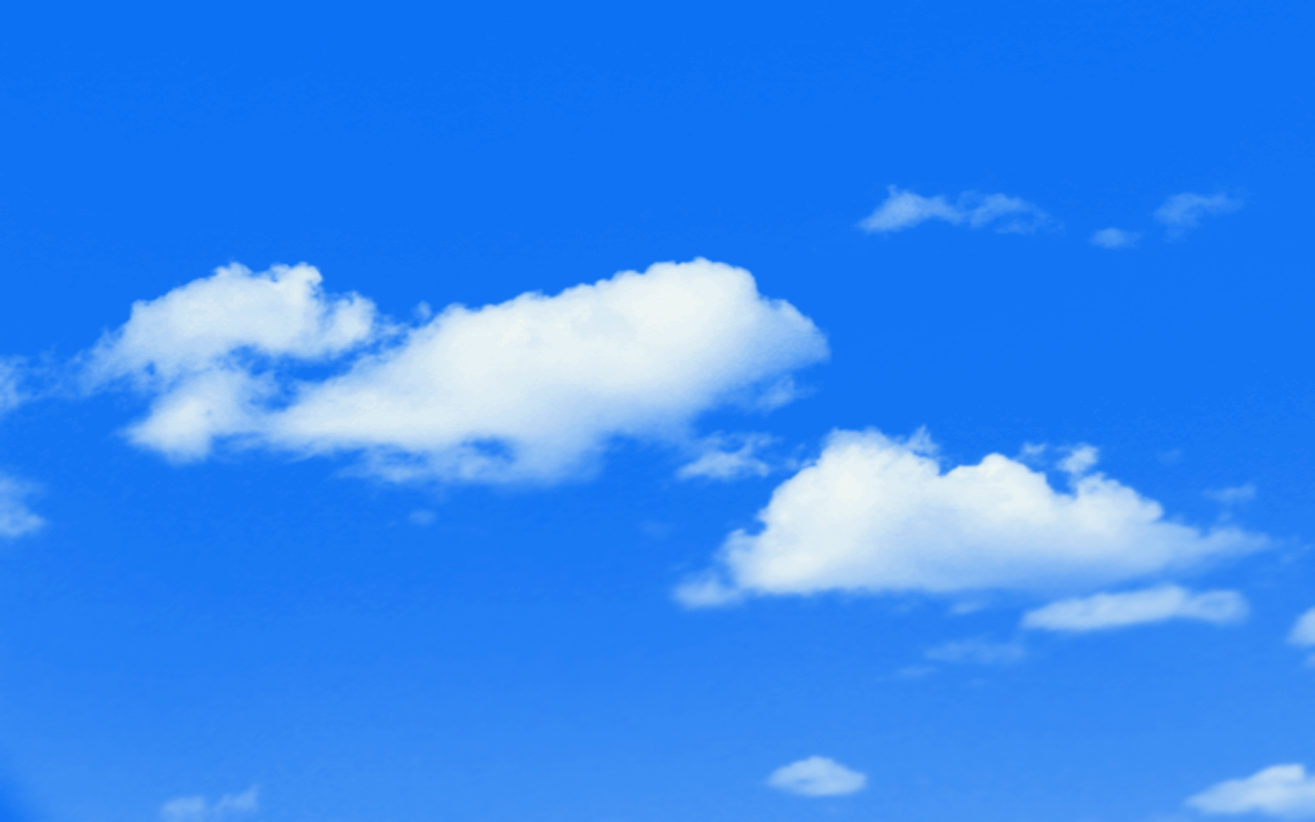 blue sky new desktop wallpaper