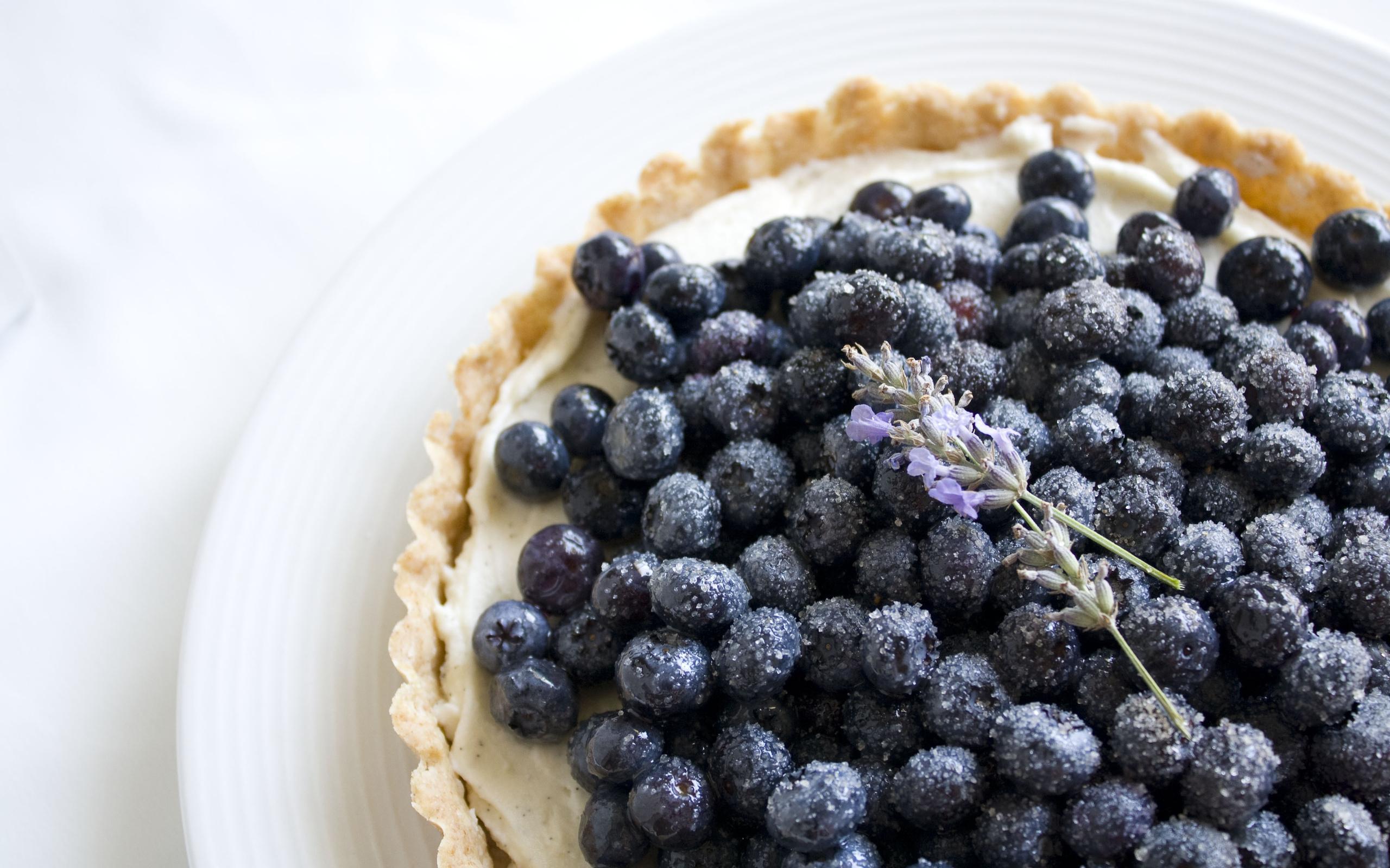 Beautiful Blueberry Wallpaper