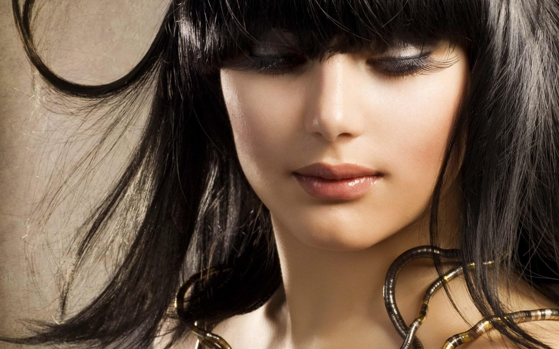 Beautiful Brunette Egyptian Style