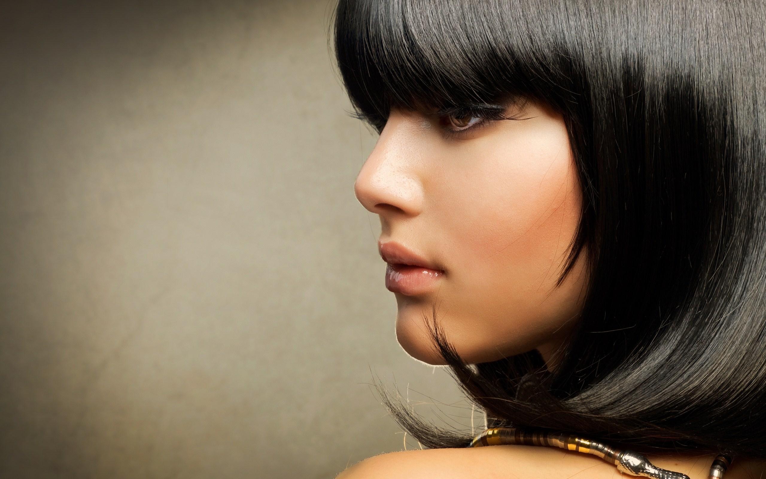 Beautiful Brunette Fashion