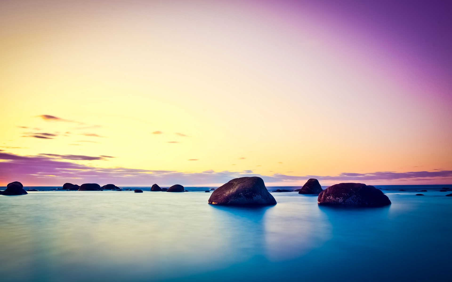 Beautiful Calm Coast HD wallpapers