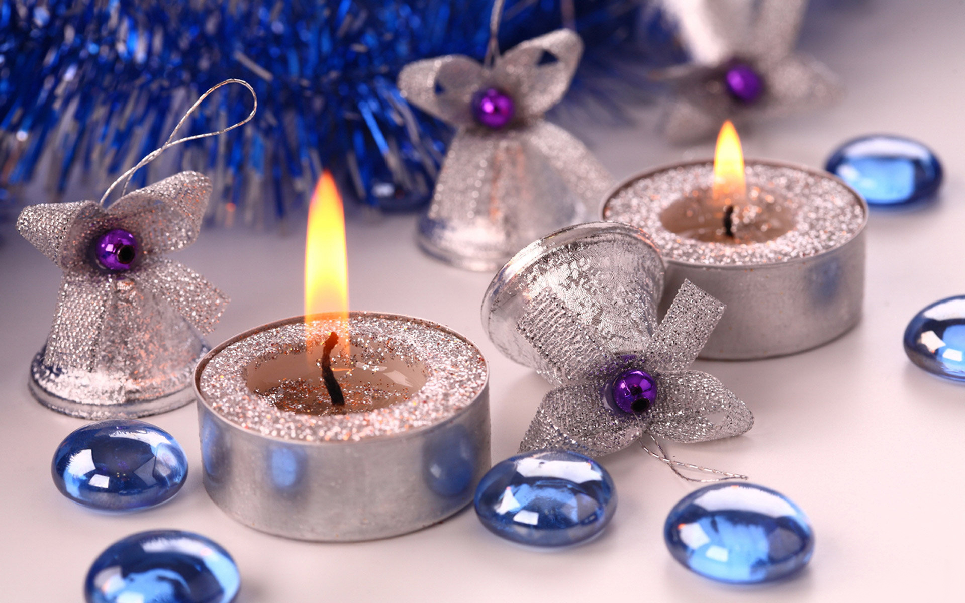 To set this beautiful Christmas candles as wallpaper background on your Desktop, SmartPhone, Tablet, Laptop, iphone, ipad click above to open in a new ...