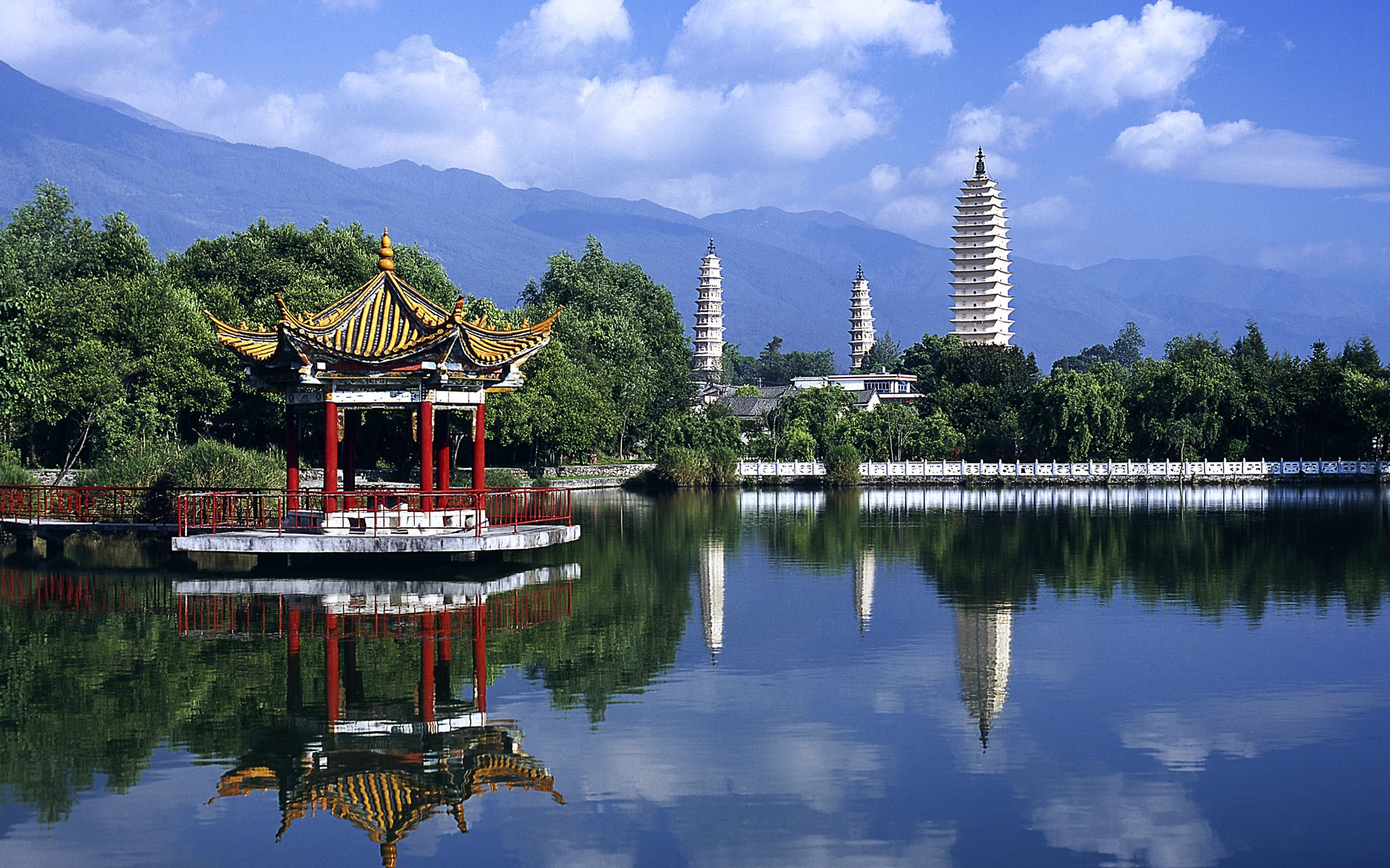 Images for Gt Beautiful China Landscape Wallpaper