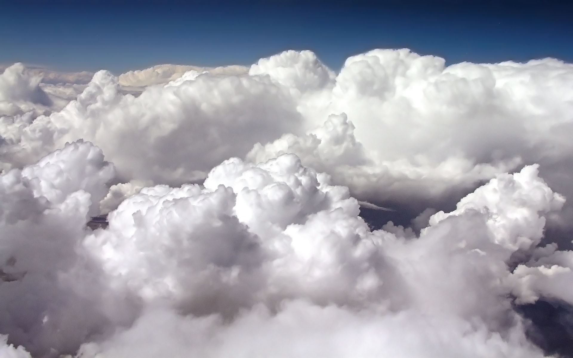 Beautiful Clouds Wallpaper HD For Cube Talk 9X | One Million Wallpapers