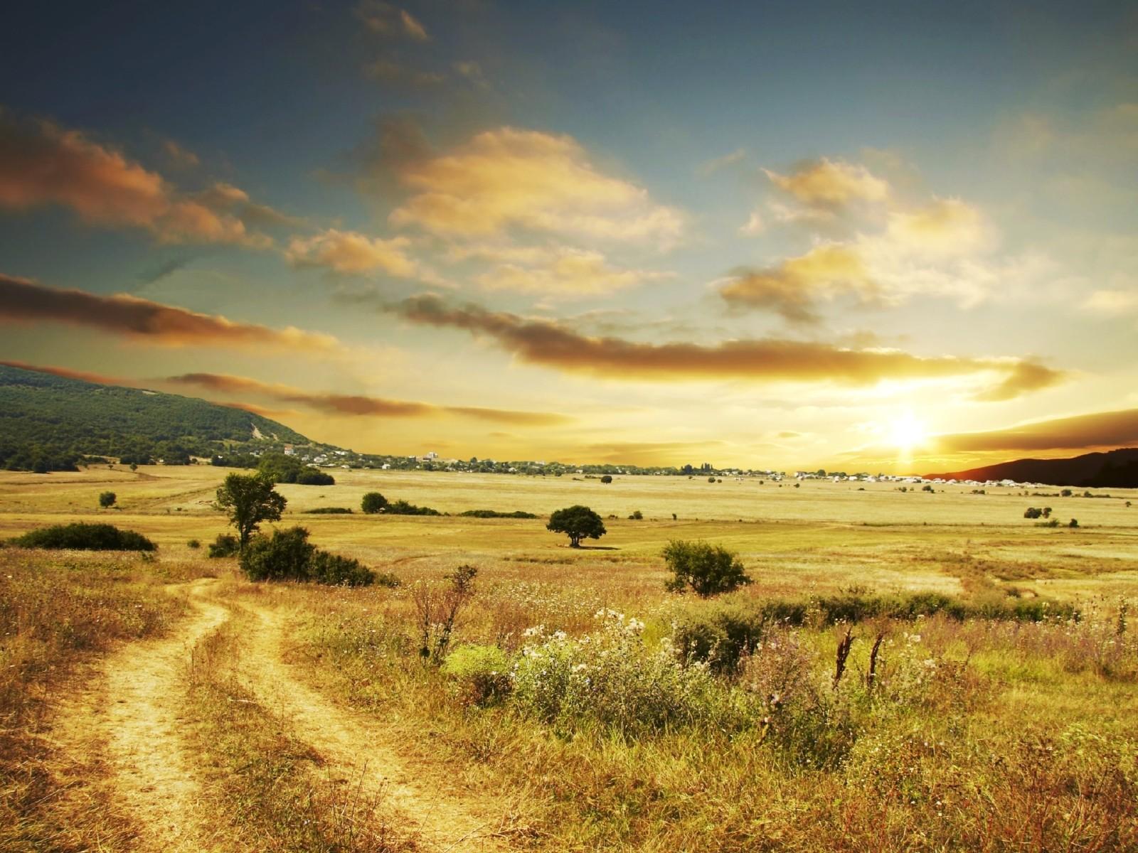 Beautiful Country Wallpaper