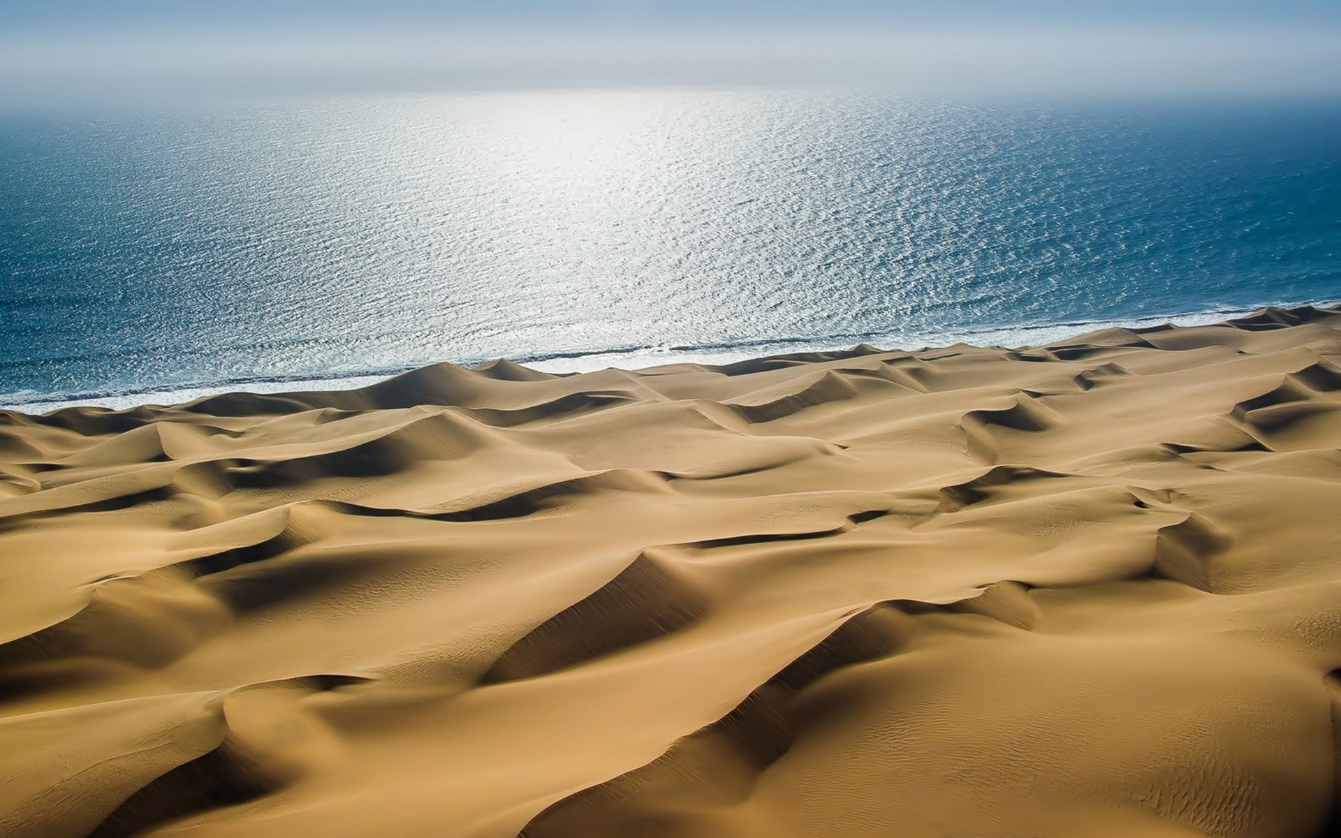 Beautiful Desert Sand Wallpaper