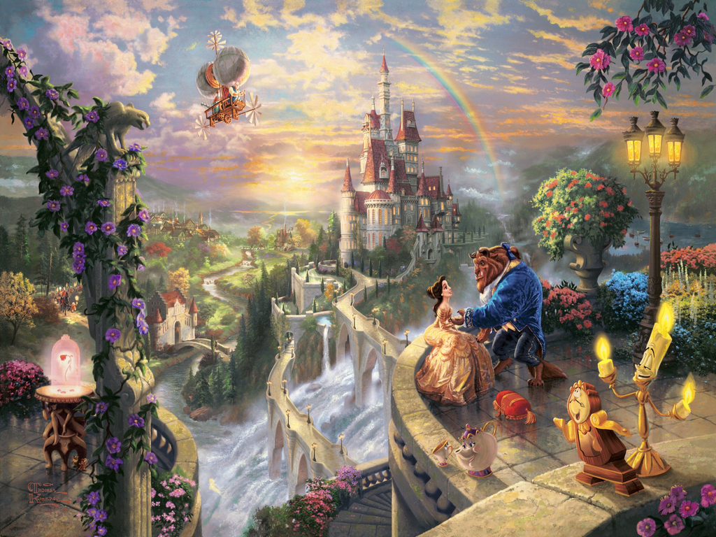 Beautiful Disney Wallpaper
