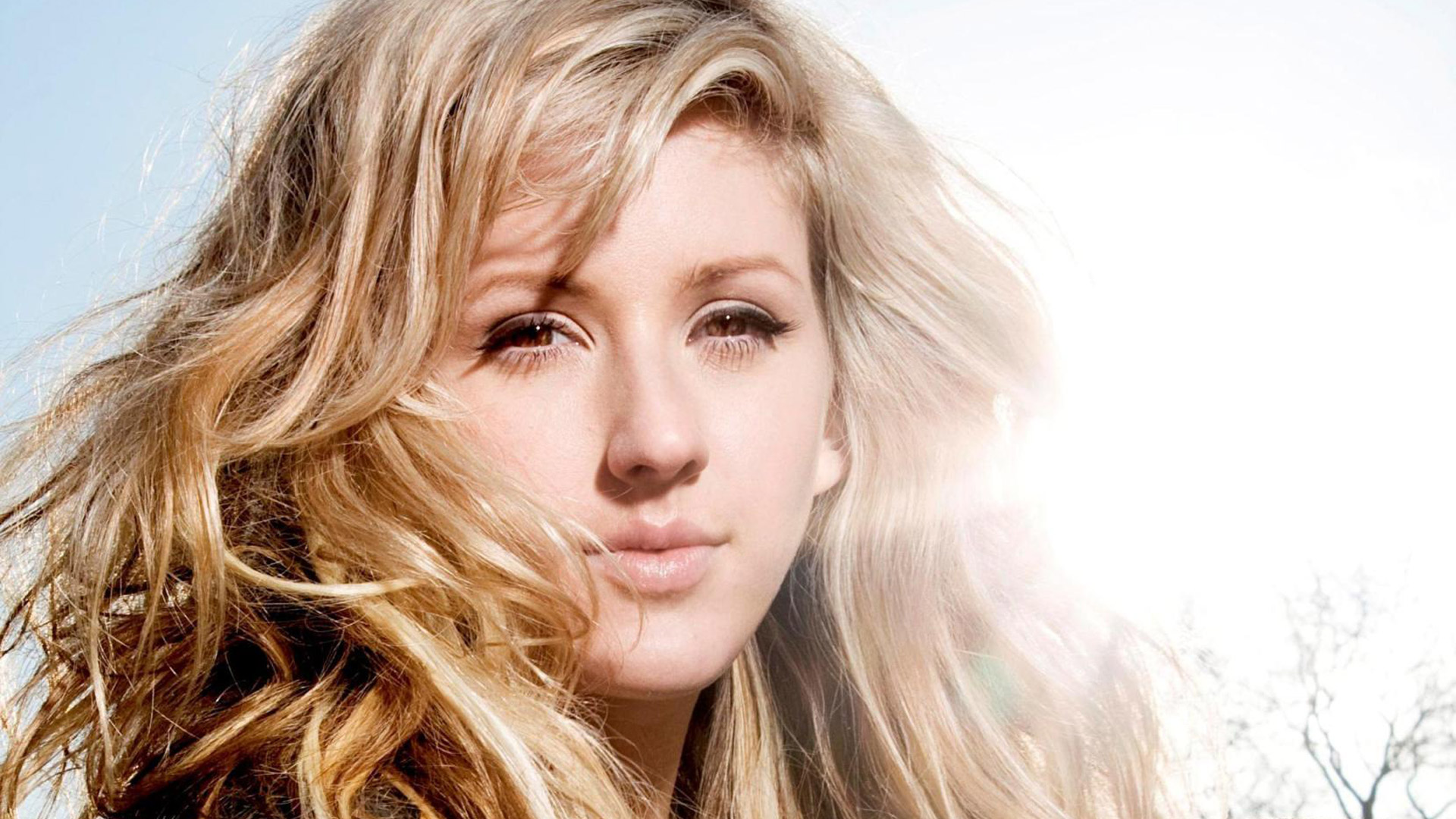 Beautiful Ellie Goulding Wallpaper