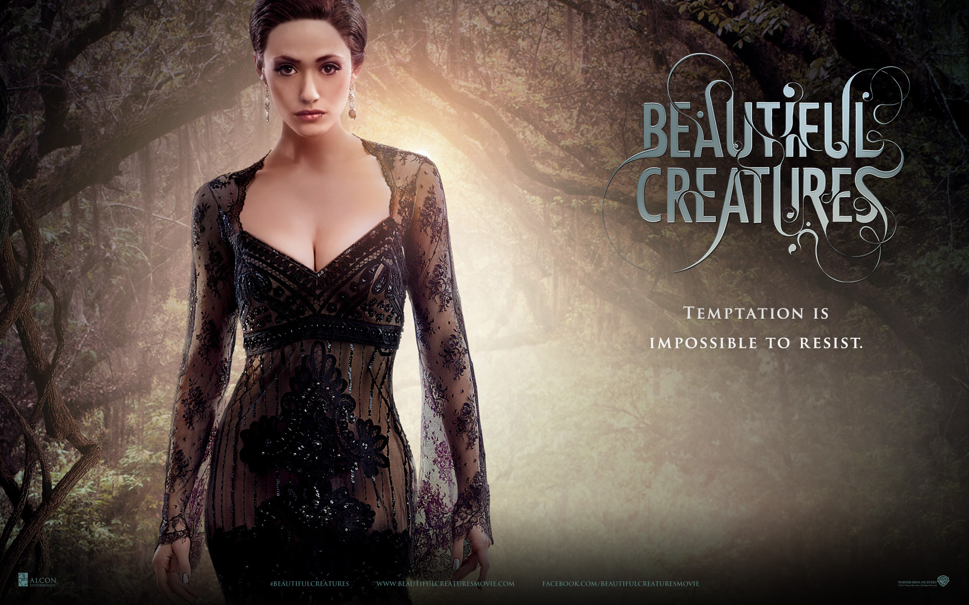 Emmy Rossum in Beautiful Creatures