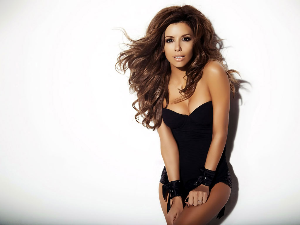 Beautiful Eva Longoria Wallpaper