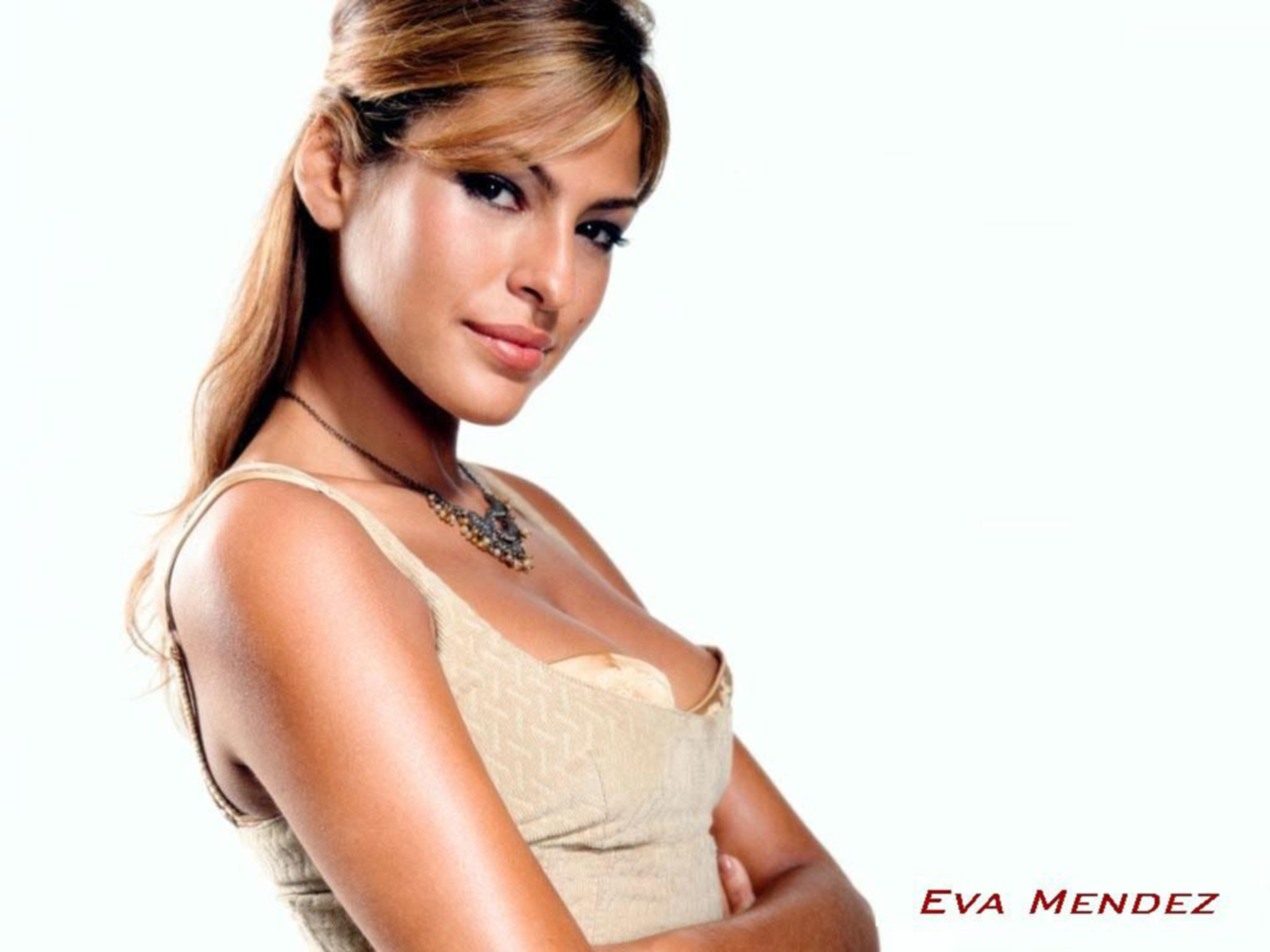 Beautiful Eva Mendes Wallpaper