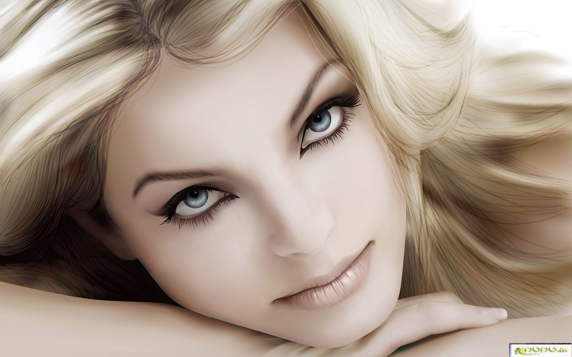Beautiful Face Girl