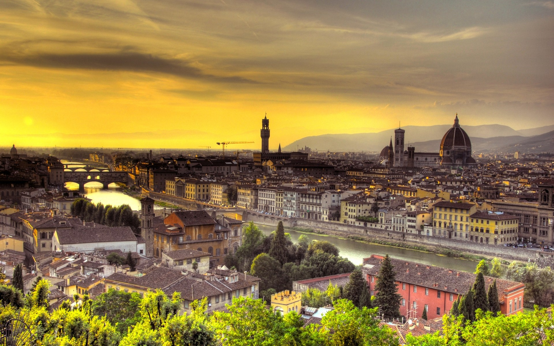 Beautiful Florence Wallpaper