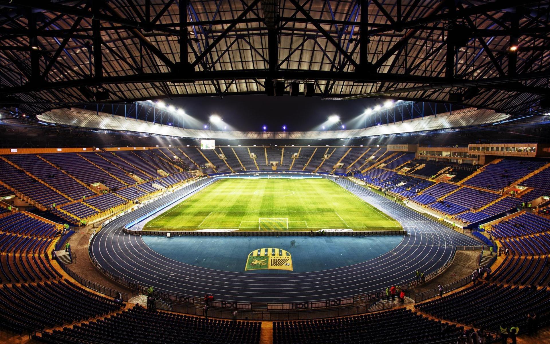 Amazing Beautiful Football Stadium Picture Desktop Wallpaper #81zie
