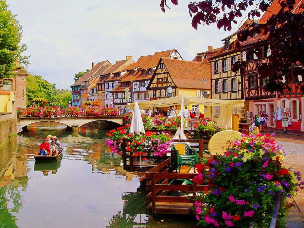 Beautiful France Wallpaper 8598