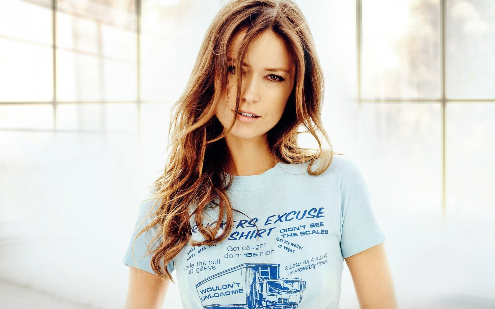 Beautiful Girl Actress Summer Glau