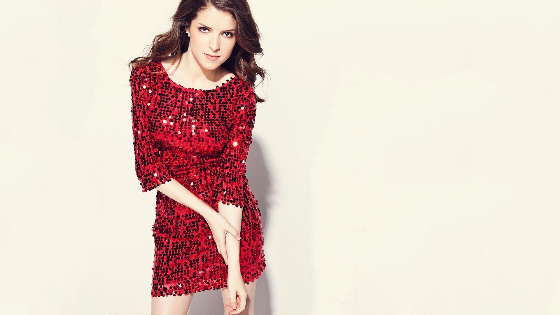 Beautiful Girl Anna Kendrick Actress Singer